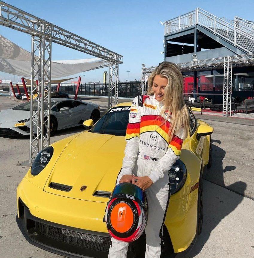 Lindsay Brewer Porsche 992 GT3