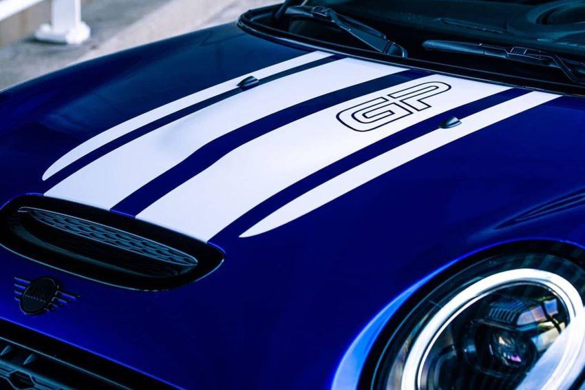 Mini Cooper GP3