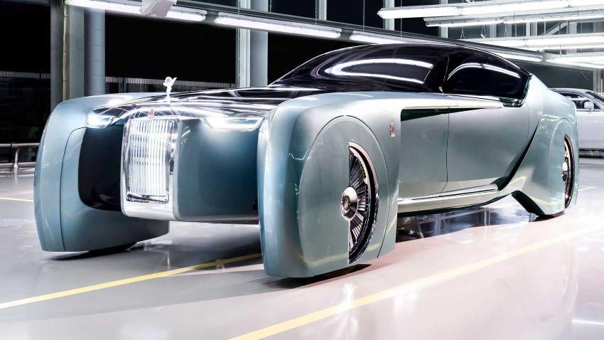Xe điện Rolls-Royce