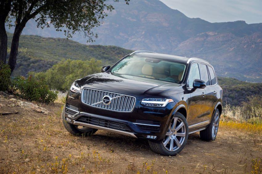 Volvo Cars doanh số