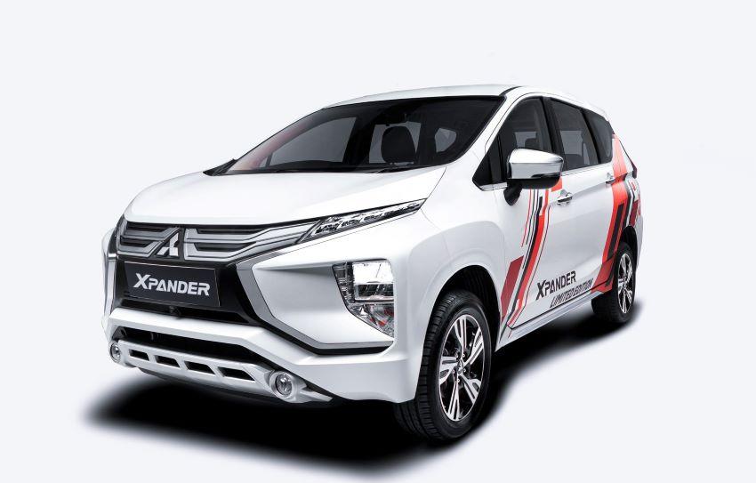 Mitsubishi Xpander phiên bản đặc biệt
