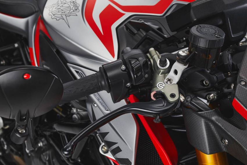 MV Agusta Brutale 1000 2021 Nurburgring