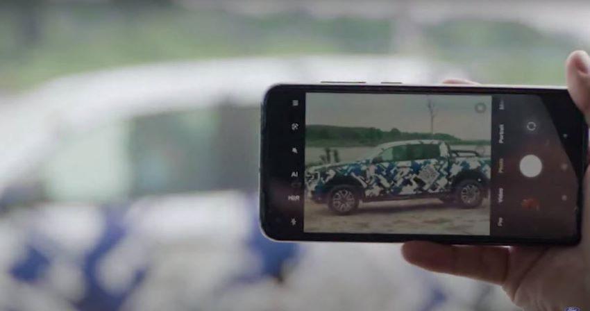 Ford Ranger thế hệ mới 2022