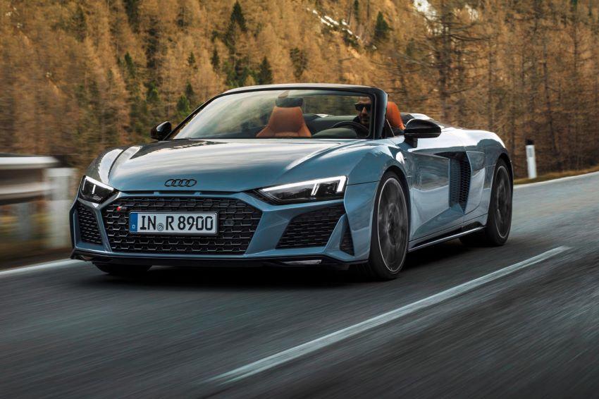 Audi R8 V10 RWD Performance 2022