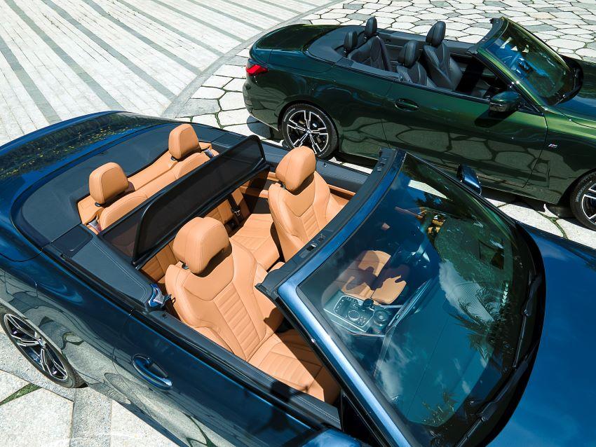 BMW 4 Series Convertible mui trần hoàn toàn mới