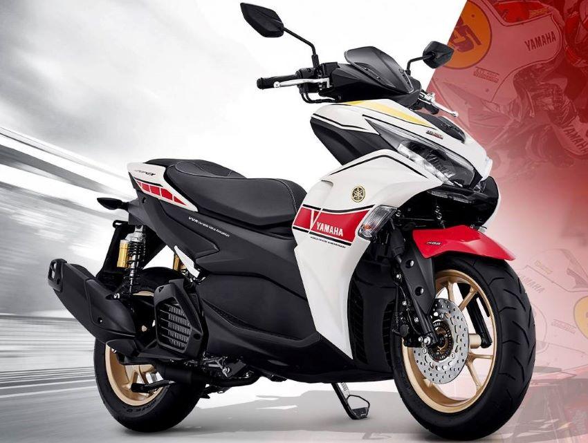 Yamaha Aerox 155 2021
