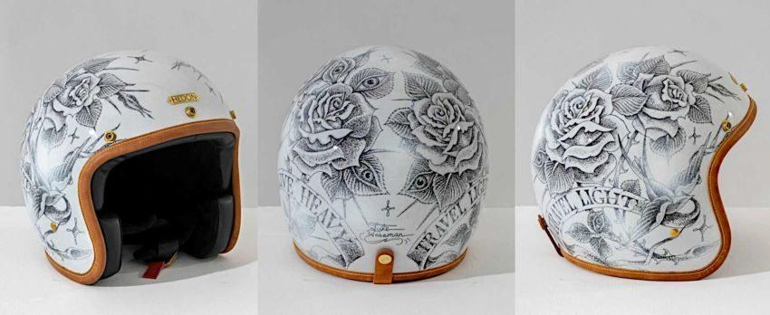 10 mẫu thiết kế mũ bảo hiểm Hedon